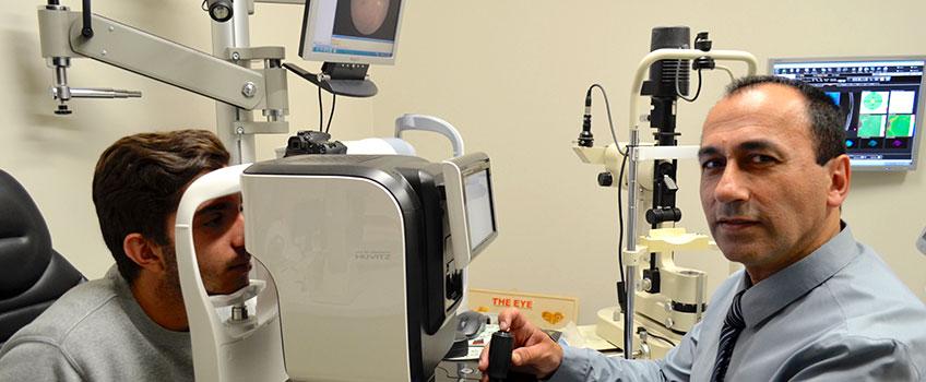 Eyecare Lakkis Optometry